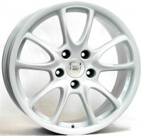 Jante CORSAIR GT3/RS FL.F White 19