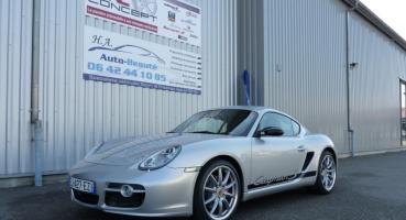 Porsche Cayman S Limited Edition